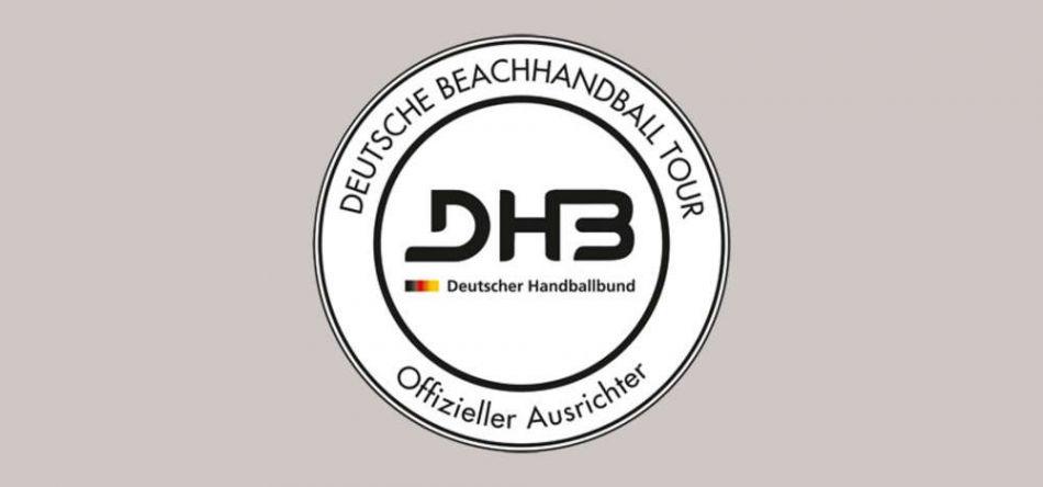 Neun Standorte für die Deutsche Beachhandball Tour