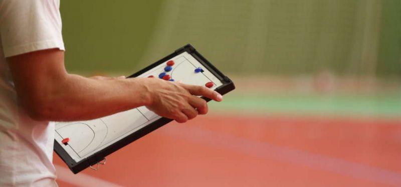 """Kindersport-Fortbildung """"Vom Spielen zum Spiel"""""""