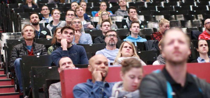 VBG Präventionssymposium Handball in der Swiss-Life-Hall Hannover