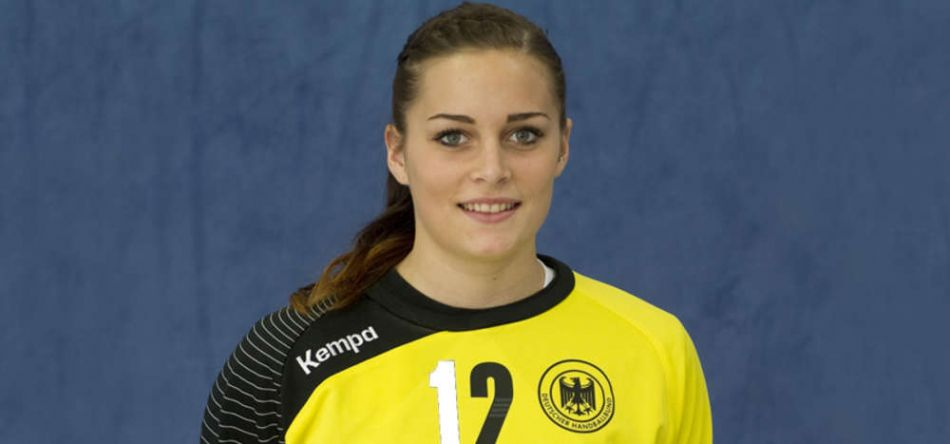 U20-Kapitänin Dinah Eckerle: Ich gehe gerne voran