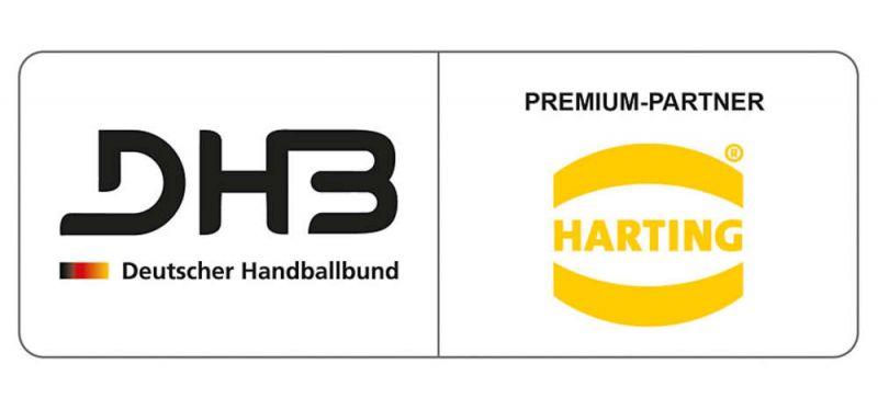 HARTING wird Premium-Partner des Deutschen Handballbundes