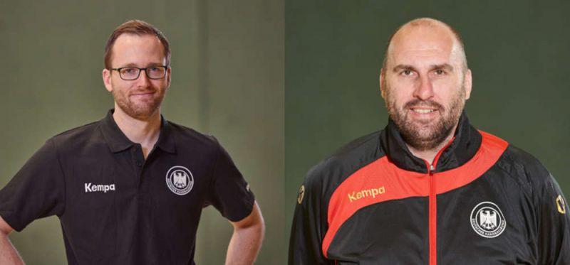 Haber wird Bundestrainer Junioren, Wudtke Bundestrainer Jugend männlich
