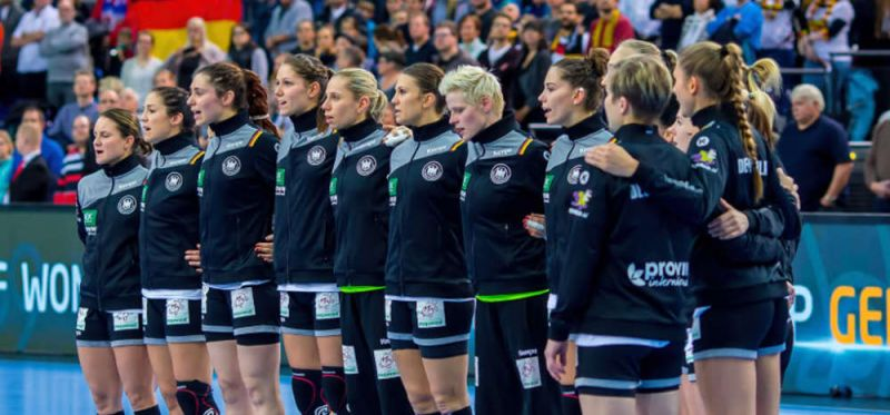 Qualifikation EHF EURO 2018: Deutschland gegen Spanien in Stuttgart