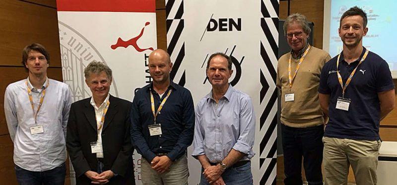 DHB-Forum während des 11. Sportspiel-Symposiums der Deutschen Vereinigung für Sportwissenschaft