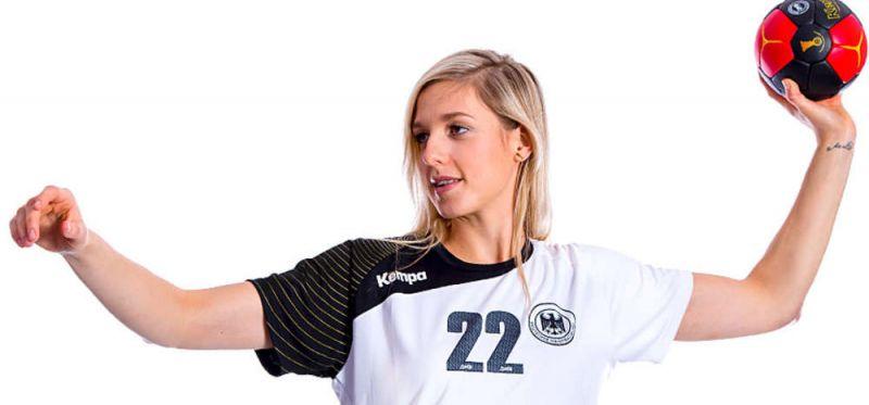 Susann Müller im All Star Team der Weltmeisterschaft