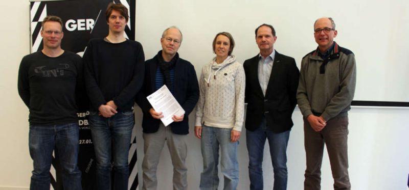 Memorandum zum Handball an Hochschulen vorgelegt