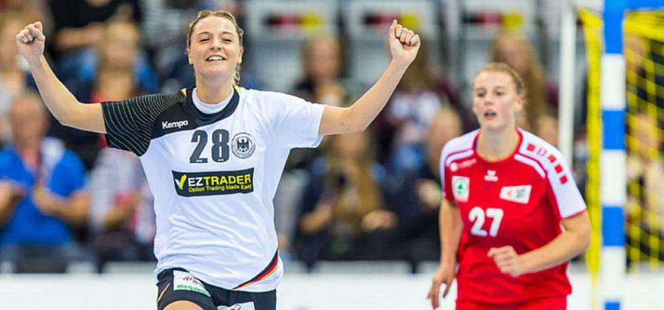 DHB-Frauen starten mit 29:18 über die Schweiz in die EURO-Qualifikation
