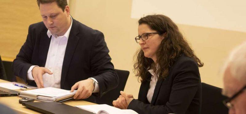 Niedersachsen: DHB-Vorstand Martina Haas spricht vor EP über Mitgliederentwicklung