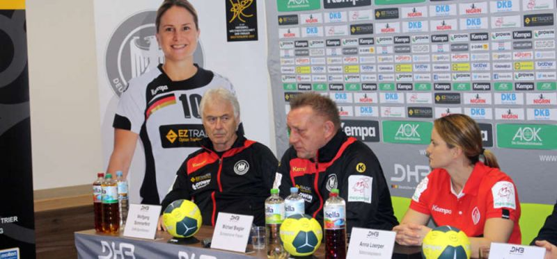 Bundestrainer Biegler legt sich auf seinen 17-köpfigen EM-Kader fest