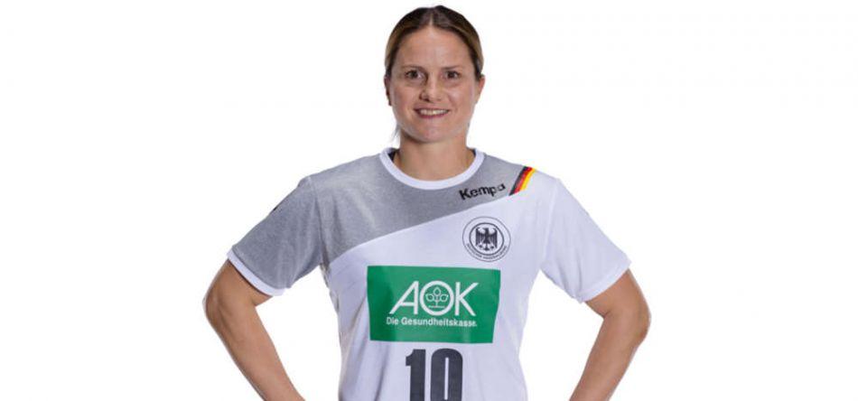 Anna Loerper beendet Karriere in der Nationalmannschaft
