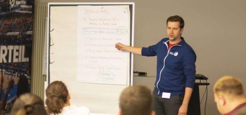 """Workshopbezogener Bundesjugendtag: """"Müssen weiter für Inklusion im Handball sensibilisieren"""""""