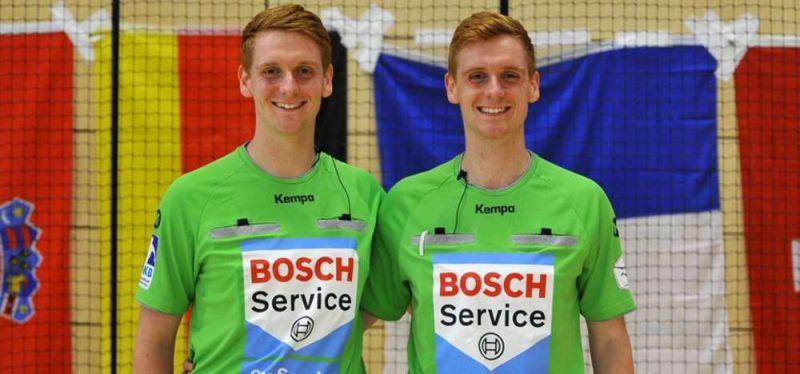 Hannes-Brüder bei EHF-Lehrgang in Wittlich