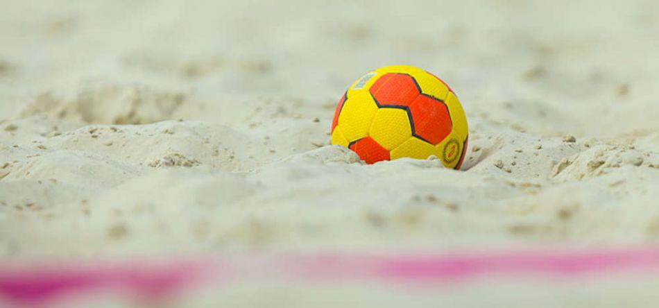 U16 Nationalmannschaft Beachhandball: Bansa sieht 30 Talente