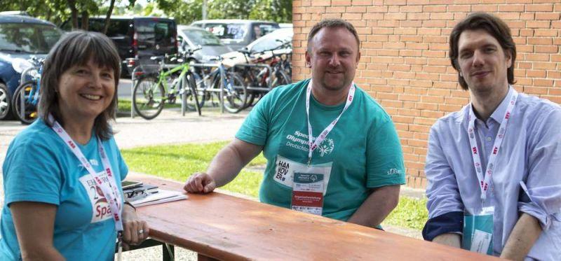 Mitgliederentwicklung: Projektgruppe Inklusion konstituiert sich am Rand der Special Olympics in Kiel