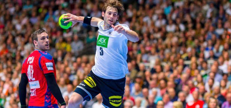 Zweiter Sieg gegen Serbien: Handballer zurück in Erfolgsspur