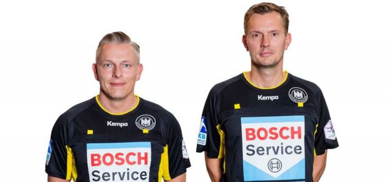 Schulze/Tönnies für die Männer-WM 2019 nominiert