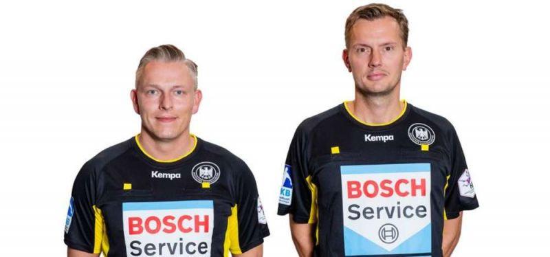 Zwei deutsche Gespanne auf der Champions-League-Bühne