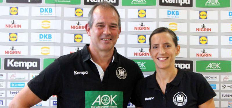 Sie weiß, auf was es ankommt - Interview mit der neuen Teammanagerin Laura Steinbach