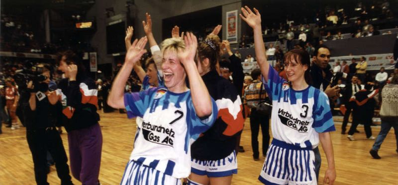 Urbanke trifft, Adamik hält – heute vor 25 Jahren wurden die DHB-Frauen Weltmeister