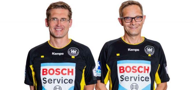 Nächstes EURO-Topspiel für Geipel/Helbig, Franzosen leiten Deutschland - Spanien
