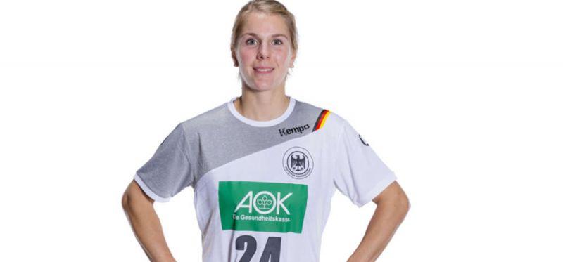 Lone Fischer beendet ihre Nationalmannschaftskarriere