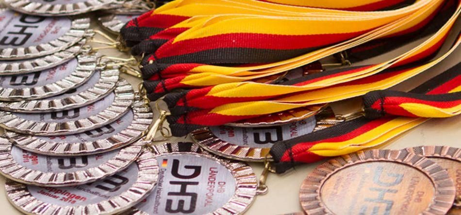 Deutschland-Cup weibliche Jugend: Sieben Hallen, 16 Auswahlmannschaften, 44 Spiele