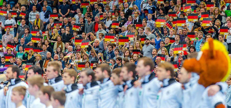 DHB ermöglicht Vereinen zur WM Public Viewing