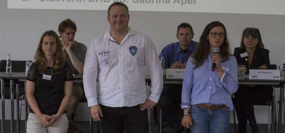 Bundesjugendtag: Kossmann, Apel, Heßelmann und Haß Jugendsprecher