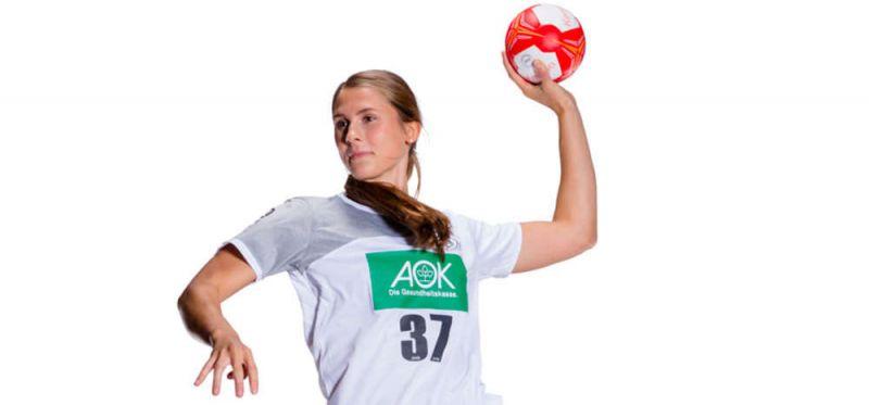 Alicia Stolle rückt ins WM-Team