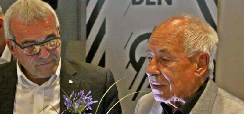 Dr. Wolf-Dieter Schmidt Ehrenpräsident des Handballverbandes Mecklenburg-Vorpommerns
