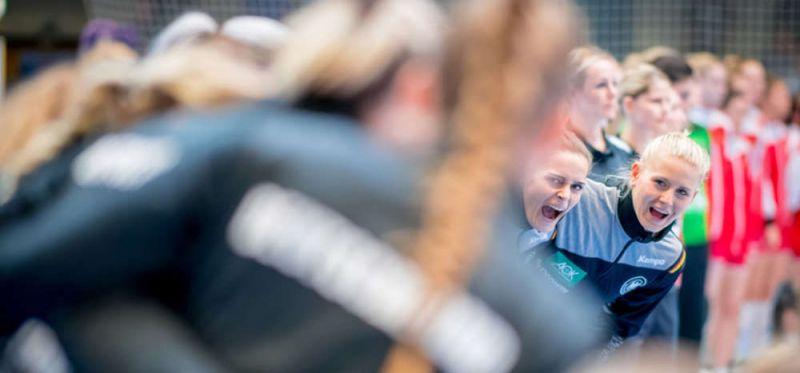 Aufgebot für die EHF EURO 2018