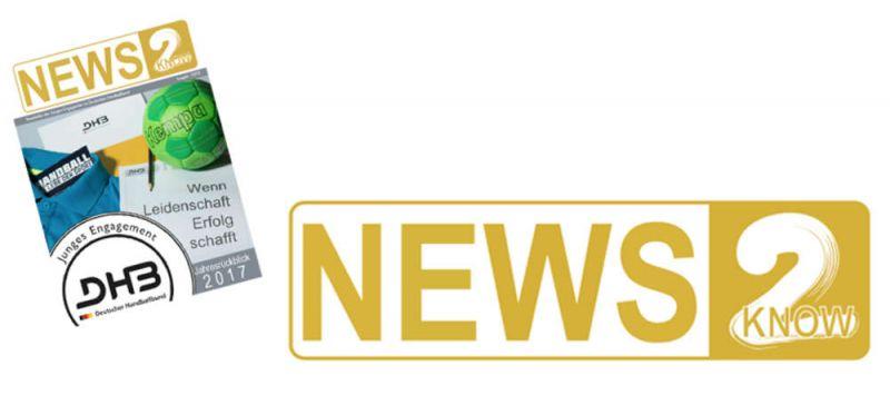 """News to know"" – Junge Engagierte entwickeln Newsletter"