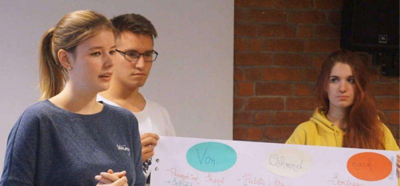 """Seminar in Wetzlar: """"Junges Engagement weiter verbreiten"""" – 2019 Veranstaltung für Einsteiger"""