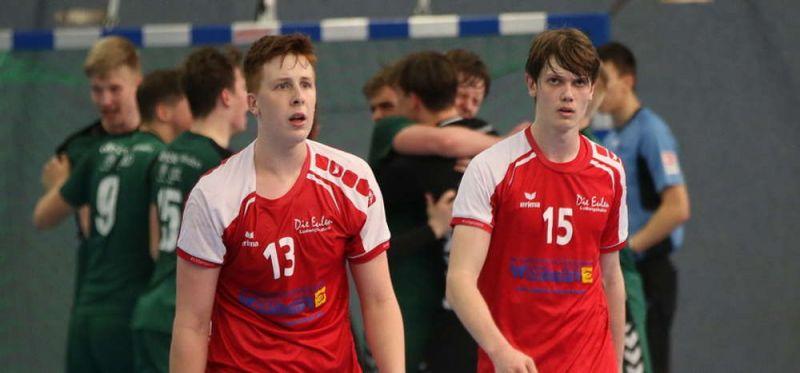B-Jugend: TSG Friesenheim muss in Minden eine deutliche Niederlage einstecken