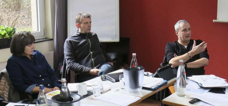 Jugendspielausschuss und Jugendkommission im März in Kassel