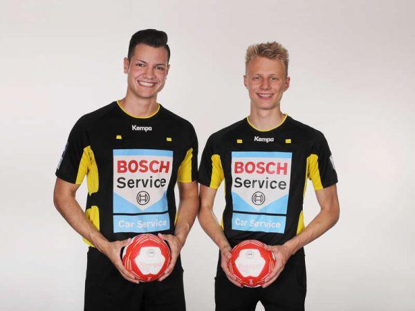 EHF-Young Referee Teams sammeln erste internationale Erfahrungen