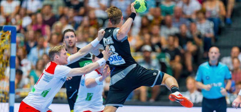 DHB-Männer verlieren gegen Vize-Weltmeister Norwegen