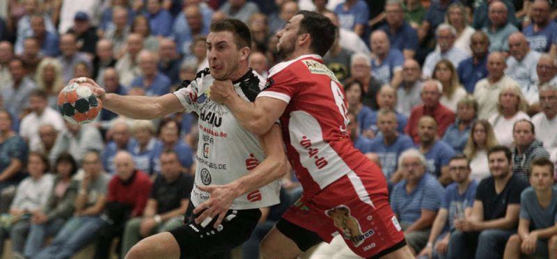 Kampf und Wille pur - HSG Hanau zwingt Nieder-Roden in die Knie