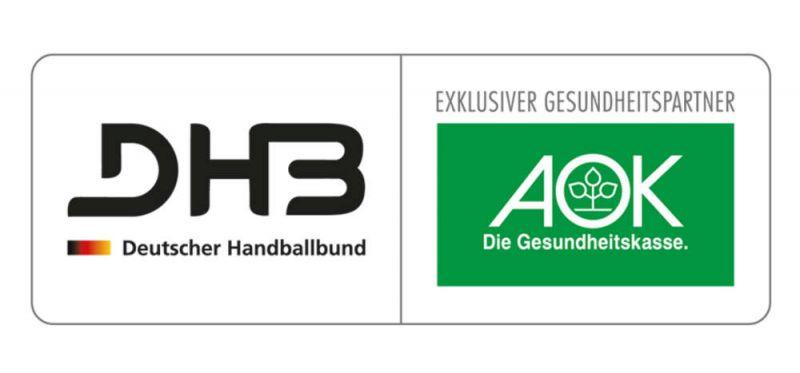 AOK weiter exklusiver Gesundheitspartner des Deutschen Handballbundes