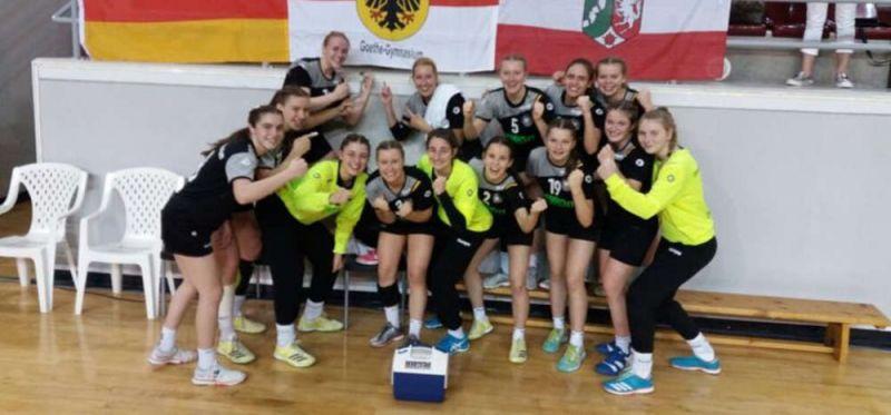 Beide deutsche Mannschaften bei Schul-WM in Katar im Halbfinale