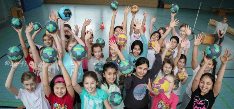 HBF-Schultag: Erster Aktionstag ein voller Erfolg