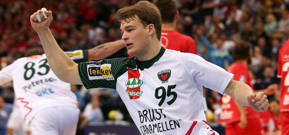 Füchse Berlin erobern erneut die Deutsche Meisterschaft