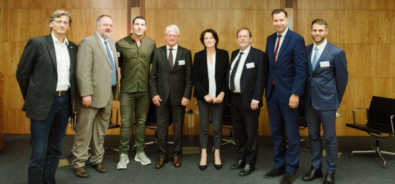 Parlamentarischer Abend Teamsport Deutschland: Internationale Sportgroßveranstaltungen in Deutschland
