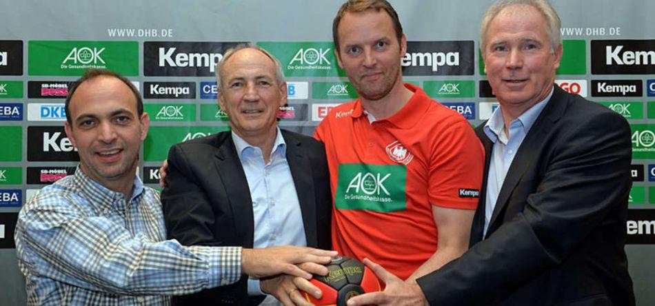 Dagur Sigurdsson wird neuer Bundestrainer