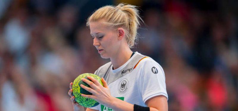 Kim Naidzinavicius fällt für die EHF EURO in Frankreich aus
