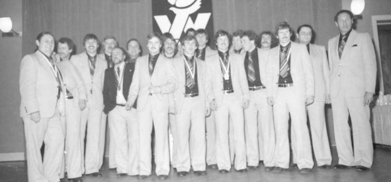 Dokumentation zum WM-Triumph 1978 im NDR Sportclub