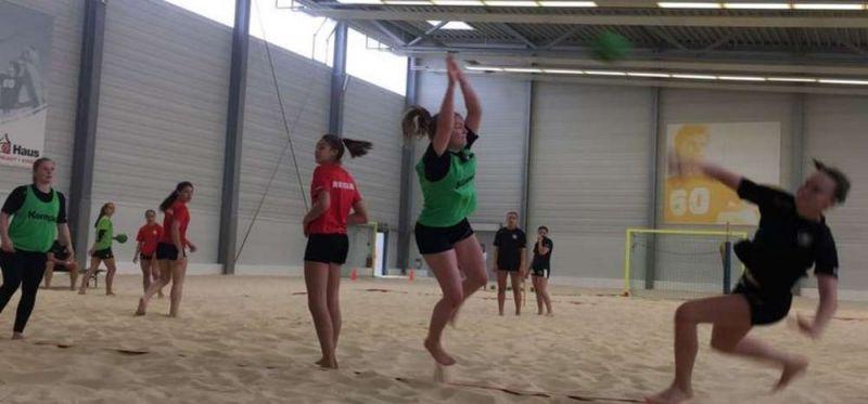 Beach EM fest im Blick – Die letzten sechs Wochen der Vorbereitung startet für U18-Mädchen mit Turnier in Kelkheim