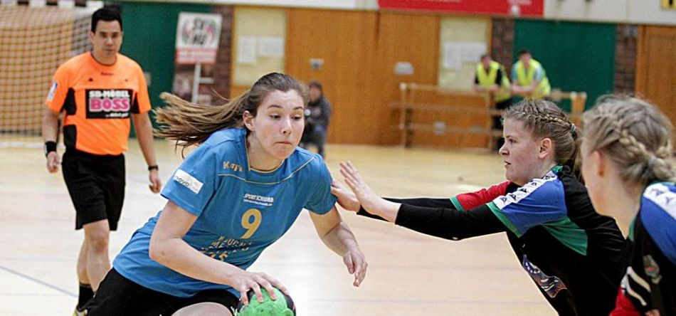 DM weibliche B-Jugend: Remshalden gewinnt gegen Henstedt-Ulzburg und zieht in das Finale ein