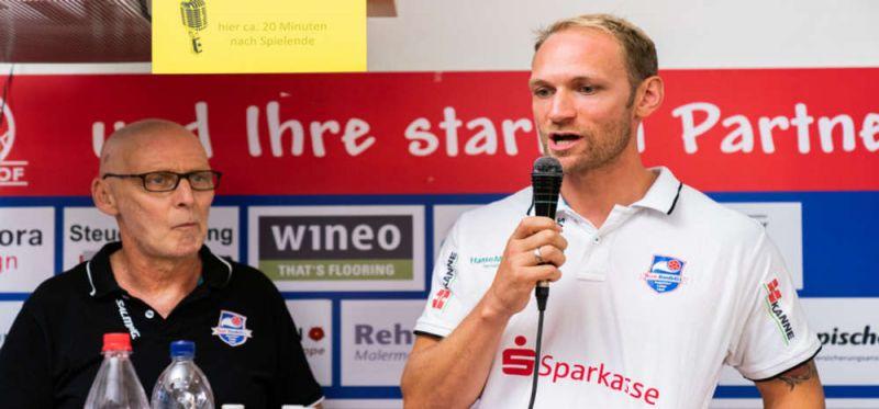 Team HandbALL: Spiel beim Aufsteiger Großenheidorn