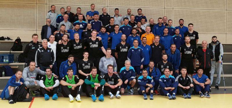Mit Schulze/Tönnies: Lehrgang für 38 potenzielle WM-Schiedsrichter in Frankfurt und Wetzlar